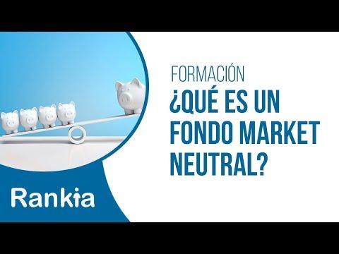 ¿Sabes qué es un fondo Market Neutral?. Luis Martín Hoyos, Responsable de BMO Global Asset Management nos lo explica.