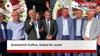 Greenwich Coffee, Gebze'de açıldı!