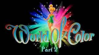 World Of Color Soundtrack Suite Part 3 -Pixar Suite (Nemo/WALLE)- (Disney's California Adventure)