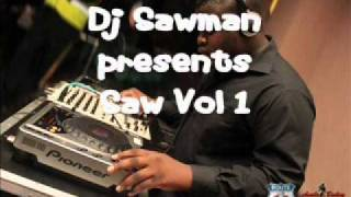 Dj Sawman Presents Saw vol 1 no.18 Karizma I.C.U