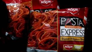 Nissin Pasta Express Sweet Filipino Style