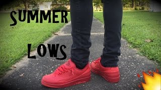 "AIR JORDAN 2 ""SUMMER LOW"" 