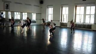 dASH open dance class /beginners/Sarah Connor-MAKE U HIGH
