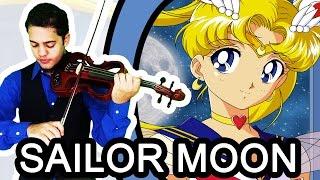 SAILOR MOON OP - Moonlight Densetsu (Violin / Violino)