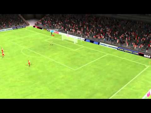 Antalyaspor vs Bursaspor - Golo de Turgay Bahadir 88 minute