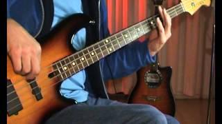 David Dundas - Jeans On - Bass Cover