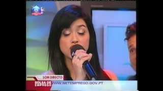 Vanessa Silva - Foi Deus ( Amália )