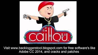 Caillou Theme Song THUG Remix RE Remix