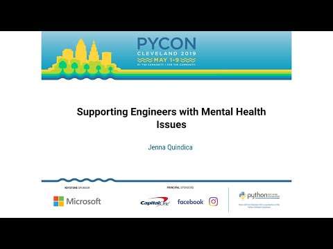 Supporting Engineers with Mental Health Issues
