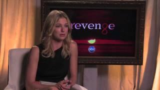 Emily VanCamp talks Revenge