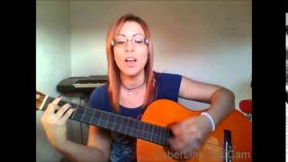 Bob Marley- One love (cover by Maria Rabito)