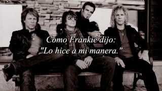 Bon Jovi - It's My Life (Subtitulado) (HD - HQ)