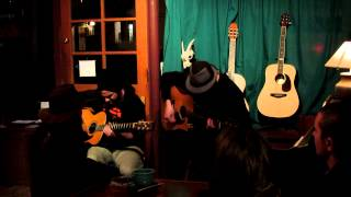 """Cool Hand Luke"" Live @ Bazaar Cafe w/ Daniel Murray"