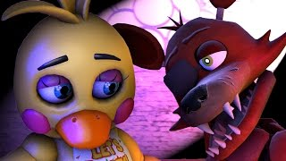 [SFM][FNAF] Foxy cheer up Toy Chica