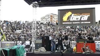 Grupa JNA - Hram (uživo)