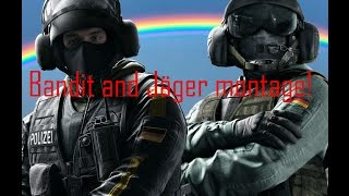 Bandit and Jager Montage  Rainbow Six Siege 