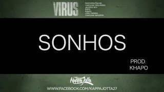 KAPPA JOTTA - SONHOS (Prod. Khapo) LYRIC VIDEO