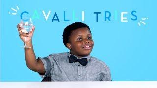 Cavalli Tries   Kids Try   HiHo Kids