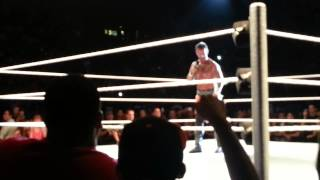Cm Punk tribute to Eddie Guerrero 8/24/13
