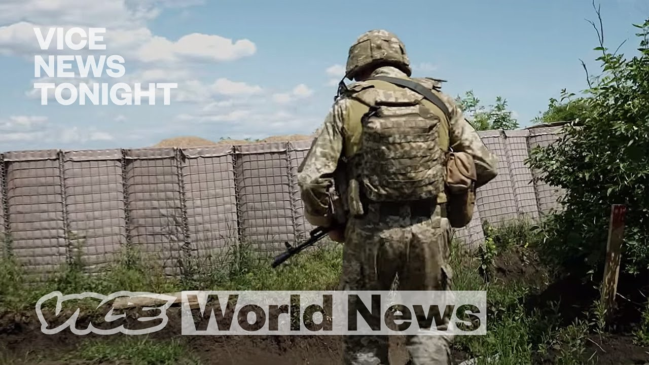 Inside the Trenches of the War in Eastern Ukraine