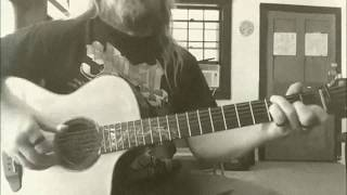Wild World Cat Stevens Fingerstyle