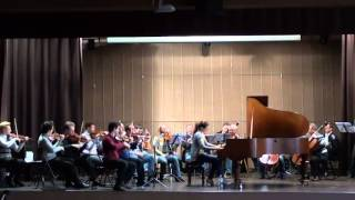 [rehearsal] W.A. Mozart. Piano Concerto No. 23 (3rd movement)