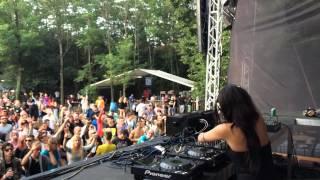 JOANNA COELHO feat. MC MATOS @ ECO Festival 2014