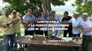 Cueros y Patas - Puerto Rican Power