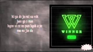 WINNER - I'm Young Lyrics (easy lyrics)