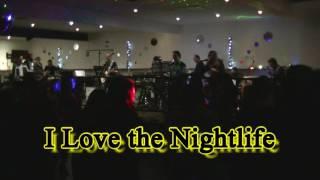 I Love the Nightlife cover by Rowena Ann Hansen