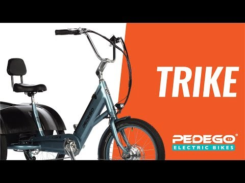 Pedego Trike - Electric Adult Tricycle | Pedego Electric Bikes