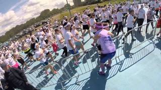 GoPro: Color Run 2014, Manchester, GoPro Hero 3+ Black