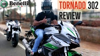BENELLI TORNADO 302 2018 (ABS) - RIDE REVIEW- First Ride Impression!! - BANG2W width=