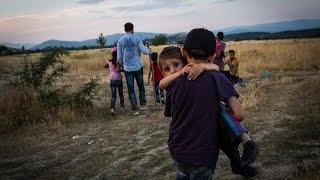 ACNUR: Refugiados e migrantes resgatados na costa italiana