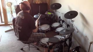 Björk - Army Of Me (Roland TD-12 Drum Cover)