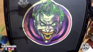 Joker Pancake Art (Live)