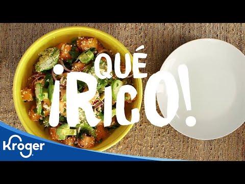 ¡Qué Rico! Cantaloupe Salad