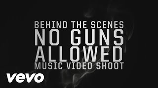 Snoop Lion, Drake & Cori B: No Guns Allowed [BTS]