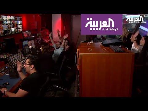 صباح العربية : يختتم الموسم بشكر فريق عمل البرنامج