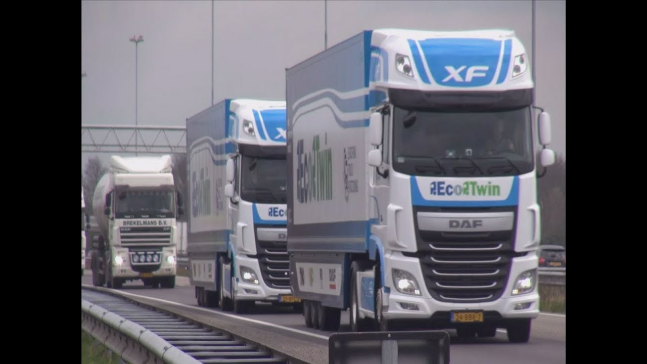 Are Self-Driving Lorries the Sight of the Future on England's Motorways?