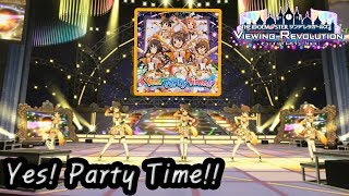 [데레VR] Yes! Party Time!! ([デレVR] Yes! Party Time!! ) [4K/60fps]