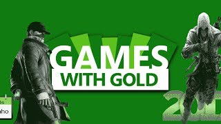 Games With Gold Junho 2017.