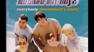 Backstreet Boys - Everybody Official Instrumental