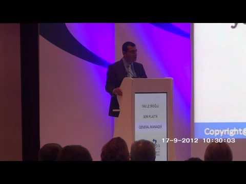 Yavuz Eroğlu Plastik Sektörü Hammadde vergi Artışı ile ilgili konuşması