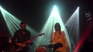 Chromatics - Lady live @ klub Basen, Warsaw