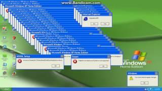 Windows 7+XP Error Music