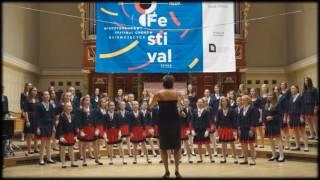 Trillme Festival - Ach, śpij kochanie - performed by Poznańska Szkoła Chóralna J. Kurczewskiego