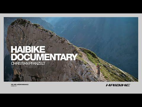 Haibike Documentary  - Christian Pfanzelt (Wetterstein)