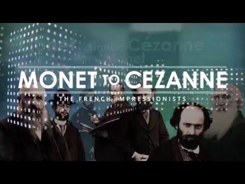 Monet till Cezanne - de franska impressionisterna: tänk dig att kliva rakt in i 1800-talets Paris