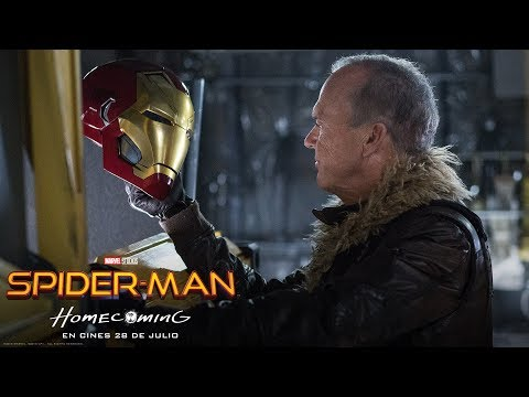 SPIDER-MAN: HOMECOMING. Michael Keaton es El Buitre. En cines 28 de julio.